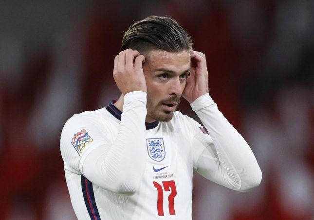 Грилиш рассказал, как Саутгейт не разрешил ему пробить пенальти в финале Евро-2020