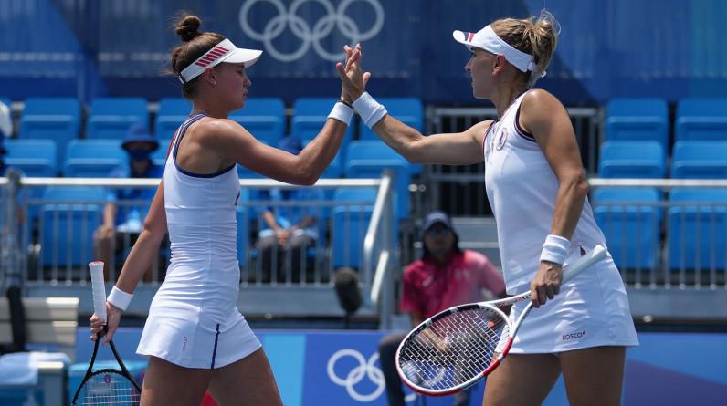«Феерия большого тенниса»: в Госдуме отреагировали на российский финал Олимпиады