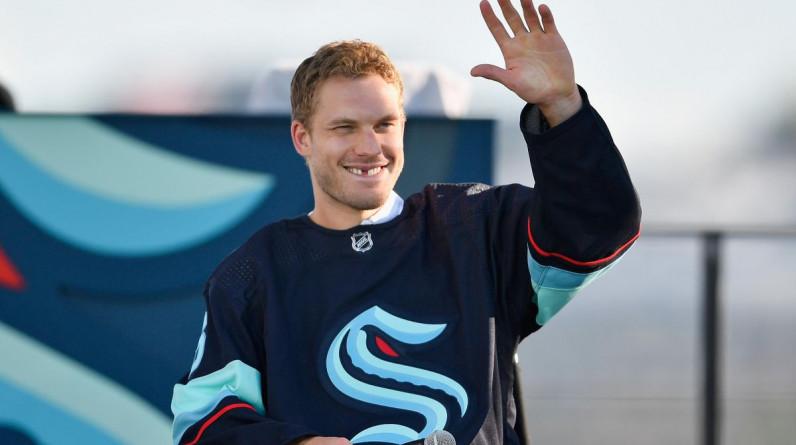 «Сиэтл» не выбрал ни одного российского хоккеиста на драфте расширения НХЛ: полный список