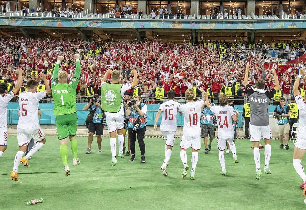 Англия — Дания: ставки и коэффициенты букмекеров на полуфинал Евро 7 июля