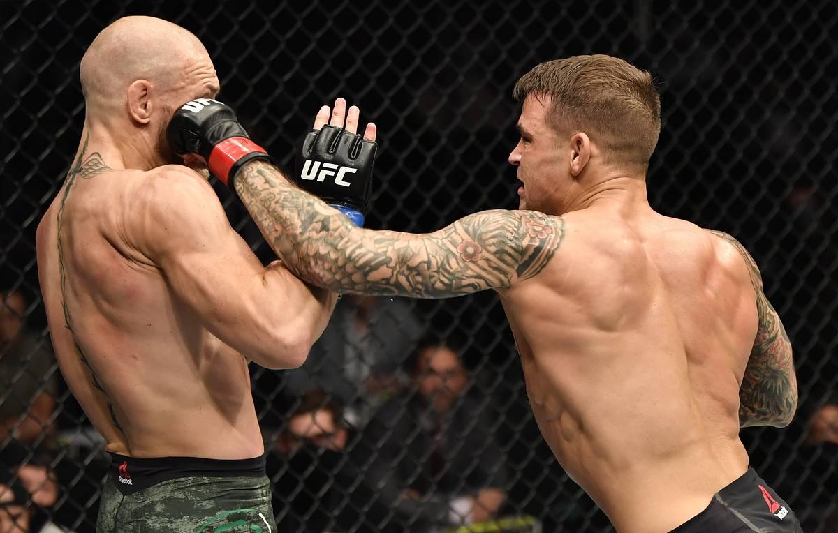 Макгрегор — Порье: во сколько начало, где смотреть, трансляция UFC 264