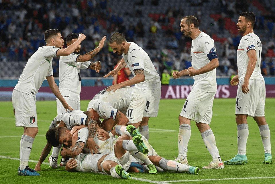 Италия — Испания: ставки и коэффициенты букмекеров на матч Евро 6 июля