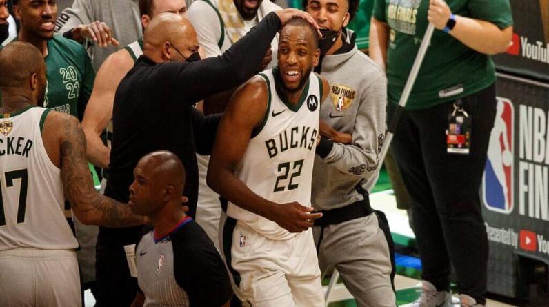 32 очка Адетокунбо помогли «Милуоки» выйти вперед в финальной серии НБА с «Финиксом»