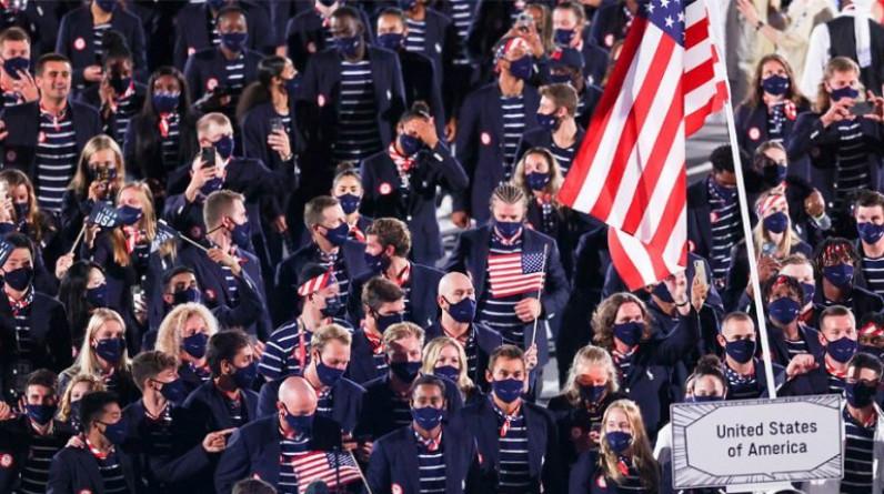 Сборная США впервые за 49 лет осталась без медалей в первый день Олимпиады