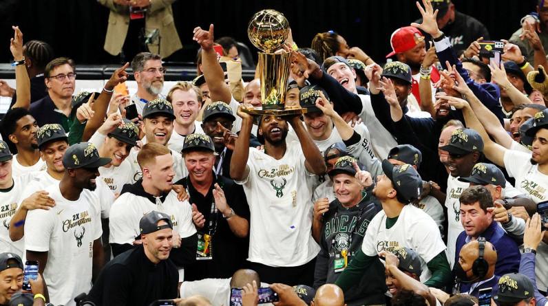 «Милуоки» впервые за 50 лет стал чемпионом НБА, Адетокунбо признан MVP финала