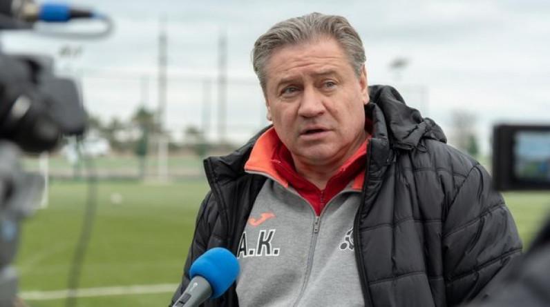 Канчельскис считает, что Карпин будет пользоваться большим уважением в сборной России, чем Черчесов