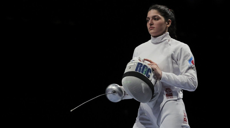 Фехтовальщица Муртазаева проиграла в полуфинале Олимпиады и поборется за бронзовую медаль
