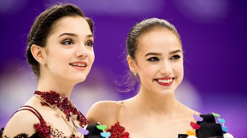 Евгения Медведева и Алина Загитова прошли проверку РУСАДА на допинг