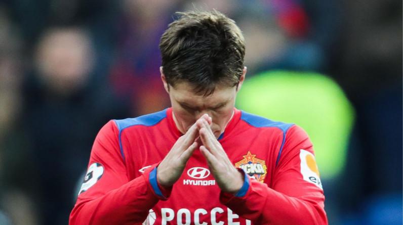ЦСКА продлит контракт с Набабкиным до 2022 года