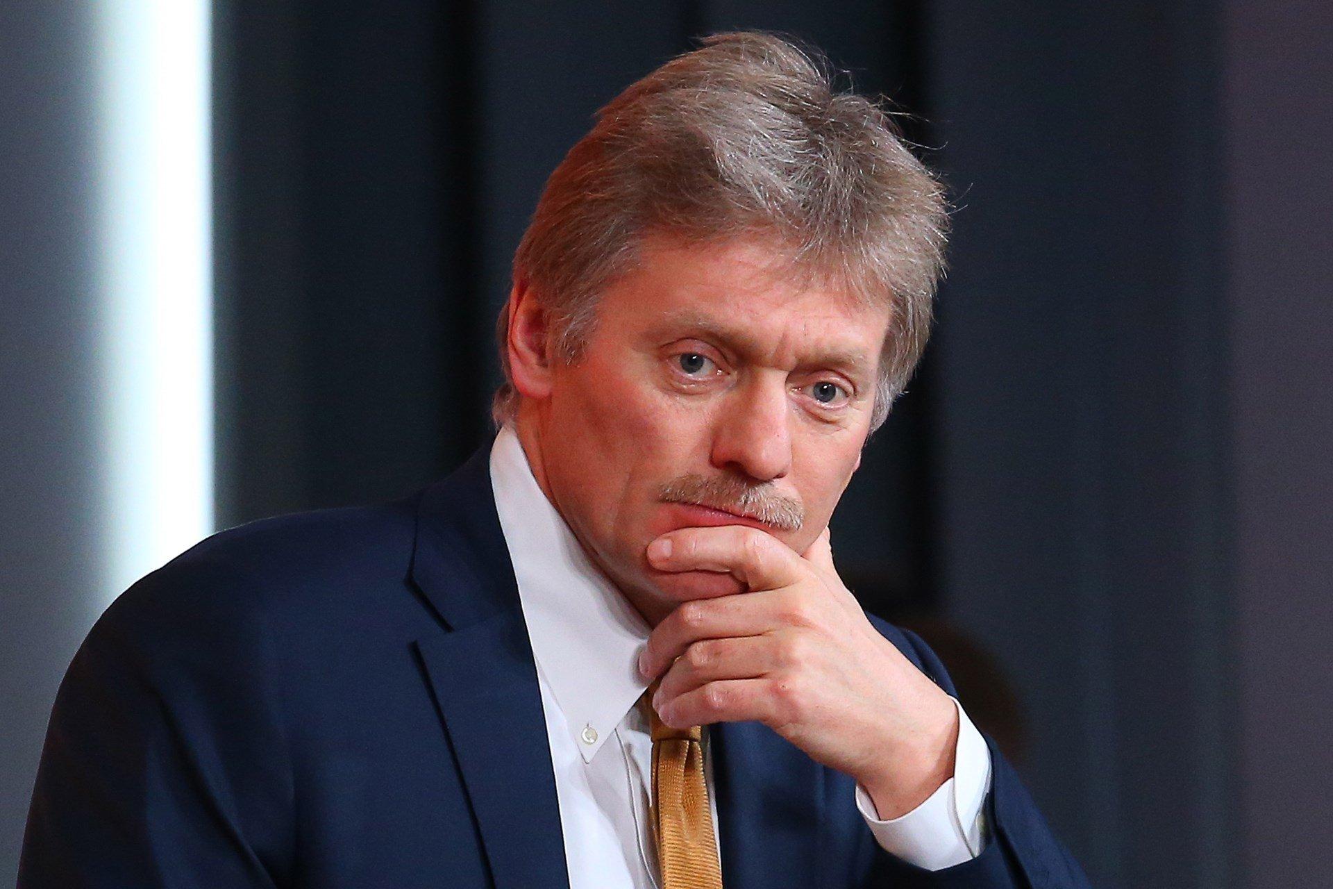 В Кремле оценили слова Зеленского о возможности войны между Россией и Украиной