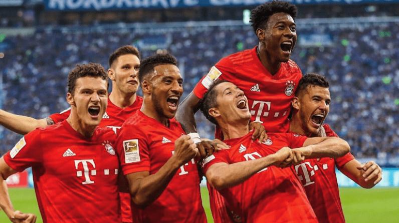 «Бавария» представила новую форму на сезон с пятью звездами