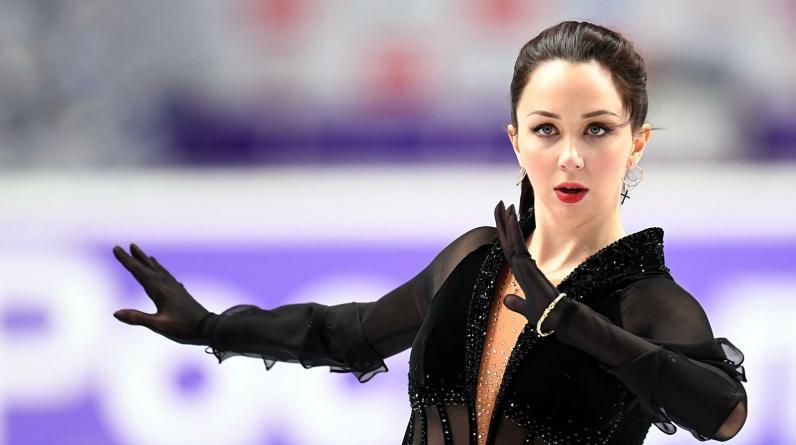 Туктамышева рассказала, какие программы покажет в олимпийском сезоне