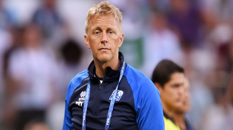 Новым тренером «Ростова» может стать Хадльгримссон: с ним Исландия дошла до 1/4 финала Евро-2016