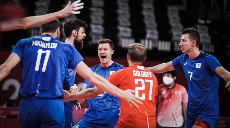 Россия — Бразилия: где смотреть волейбол, онлайн-трансляция Олимпиады