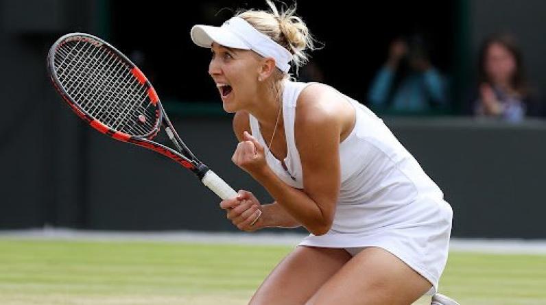 Российская теннисистка Веснина из-за травмы не сыграет на US Open