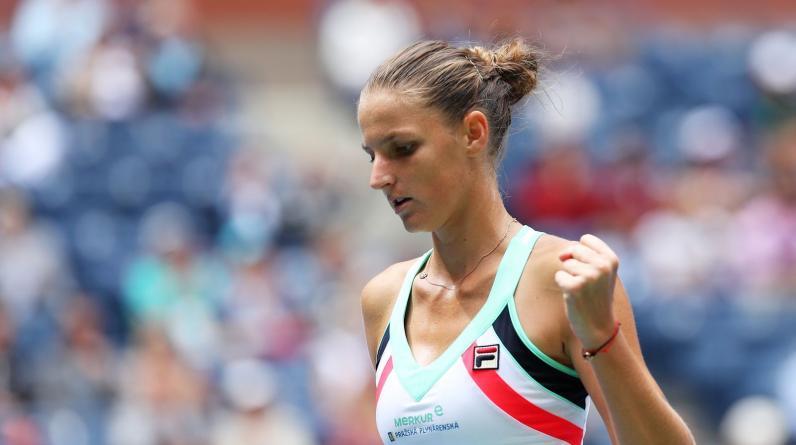 Клиент «Фонбет» выиграл более 7 млн рублей благодаря победе Плишковой в решающем сете на US Open
