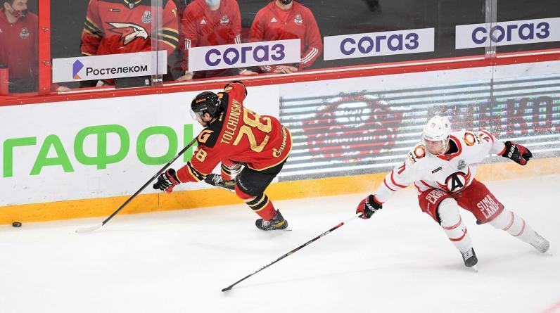 Клиенты «Фонбет» выбрали победу «Авангарда» над «Автомобилистом» в КХЛ