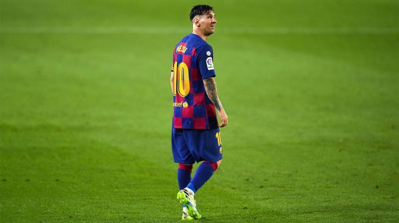 «С уходом Месси у «Барселоны» вырвали душу»: Румменигге — о переходе форварда в «ПСЖ»