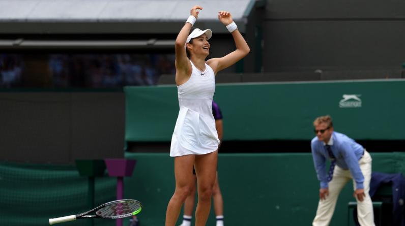 «Невероятно»: Медведев восхитился победой 18-летней Радукану на US Open