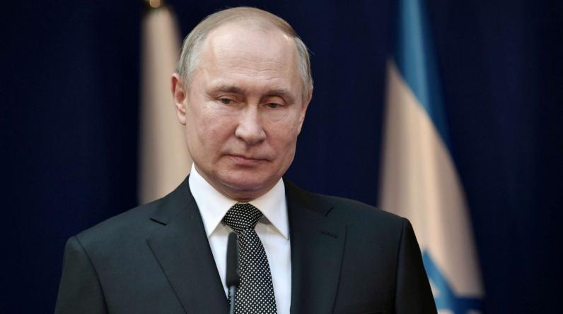 В Кремле рассказали о состоянии здоровья Путина, ушедшего на самоизоляцию