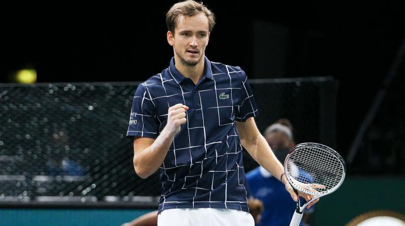 Путин отреагировал на победу Медведева над Джоковичем в финале US Open