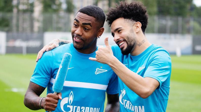 Клаудиньо и Малком смогут сыграть за «Зенит» с «Челси» в Лиге чемпионов