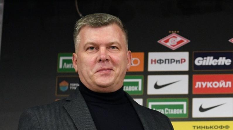 Гендиректор «Спартака» — после матча с «Легией»: надо быть единым целым, cегодня я этого не увидел