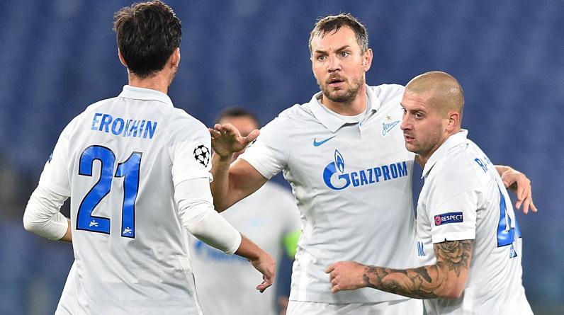 Аналитики оценили шансы «Зенита» выйти из группы ЛЧ после поражения от «Челси»