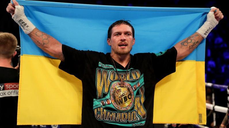Усик единогласным решением победил Джошуа и стал новым чемпионом мира по боксу