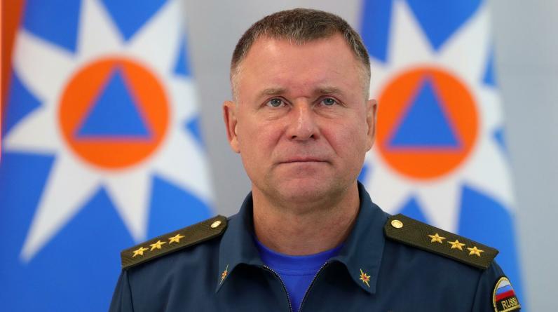 «Динамо» выразило соболезнования в связи с трагической гибелью главы МЧС Зиничева
