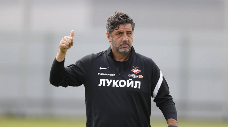 В «Спартаке» заявили, что Руй Витория не уйдёт в отставку после поражения от ЦСКА
